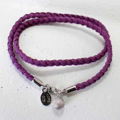 Armband/Halsband med detaljer i sterling silver